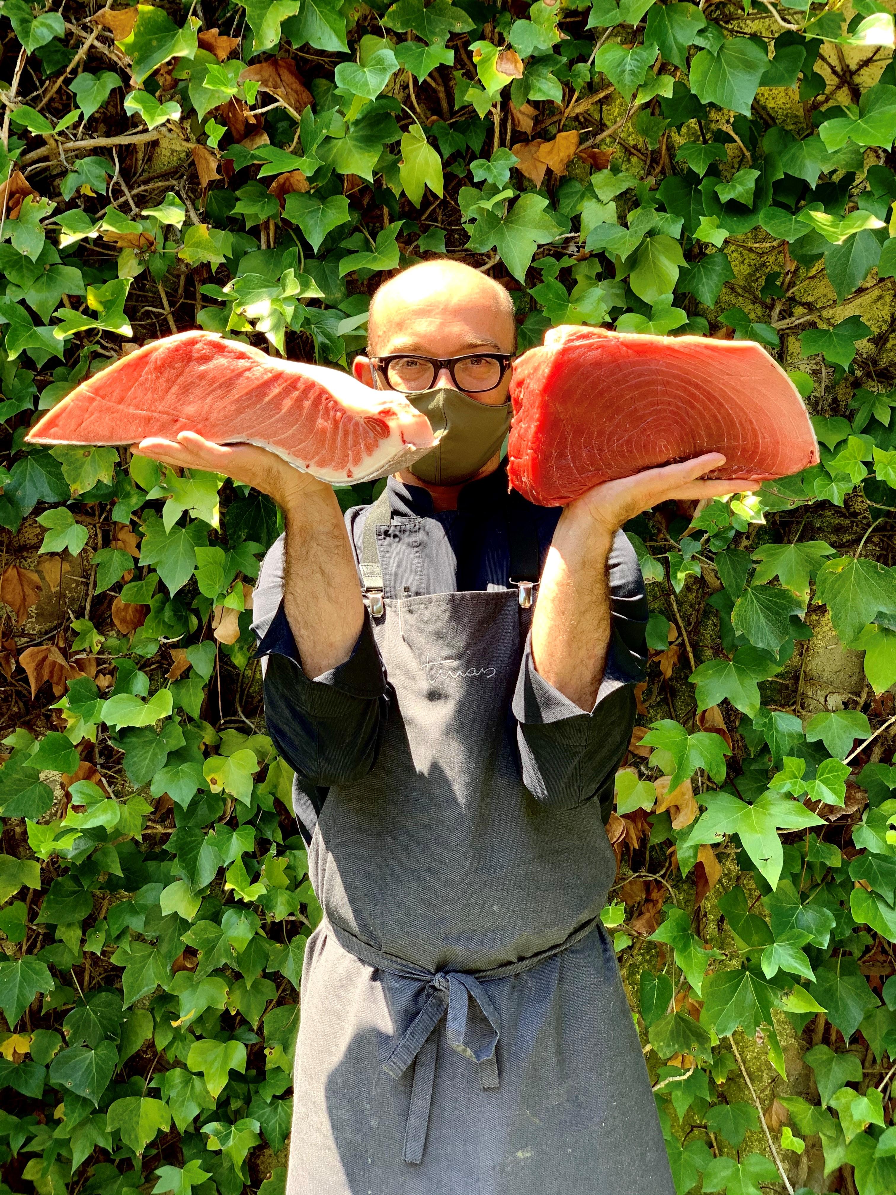 tonyina vermella